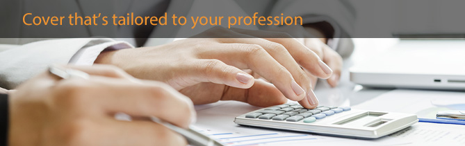 PI Insurance for Analysts, Bookkeepers, Finance Professionals