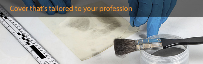 professional indemnity insurance for forensic experts
