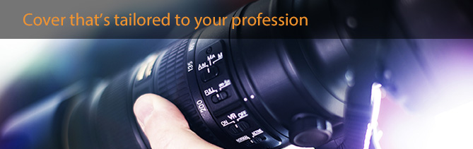 professional indemnity insurance for photographers